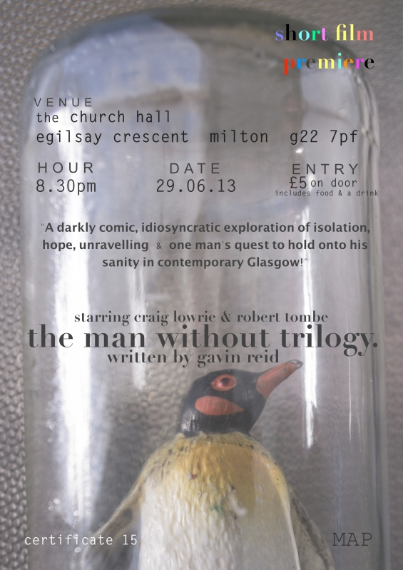 The Man Without Trilogy Poster 2 jpeg