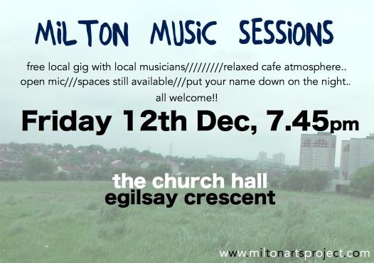 Music Sessions Dec 14 Poster c
