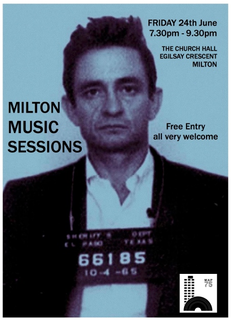 Music Sessions 24th June