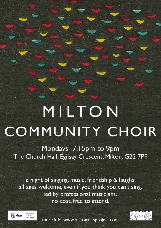 Milton Community Choir 2019